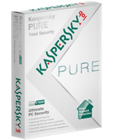 Kaspersky PURE 2.0 (10% Off)